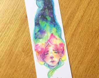 Aurora bookmark
