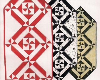 Peppermint Twist pattern by Genii Lehmann