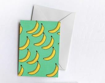 Banananana   Carte de voeux