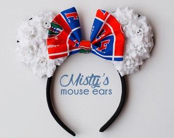 Florida Gators Rose Mouse Ears