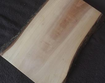 Handmade Italian Olive chopping/serving board