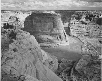 Ansel Adams Photography Collection, From the series Ansel Adams Photographs of National Parks and Monuments Canyon de Chelly, Arizona
