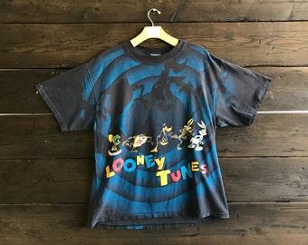 Vintage 90s Looney Tunes Tee