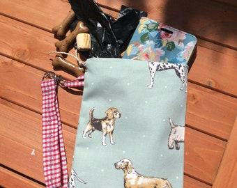 Doggy bag carrier