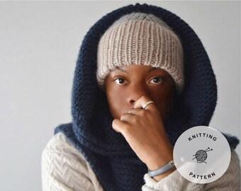 The Hoodie Pattern   Knitting Tutorial