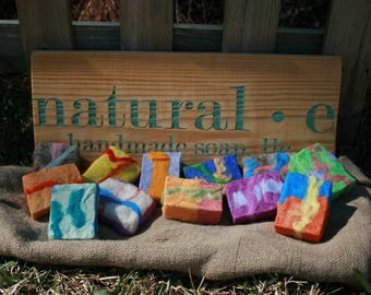 Felted Soap (6 oz.) Any Soap Scent