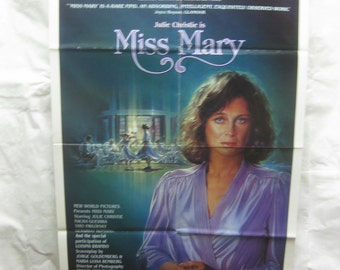 Miss Mary 1987 Movie Poster mp053