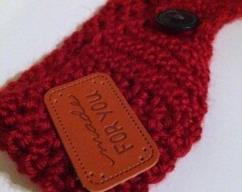 Crochet headband, womans hair piece, hair accessories