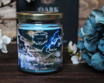 Elemental Queen Candle