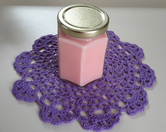 Strawberry Passion Soy Candle