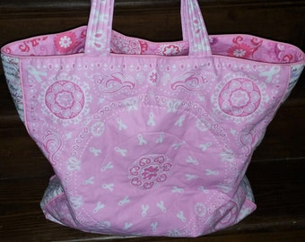 Project Pink Tote