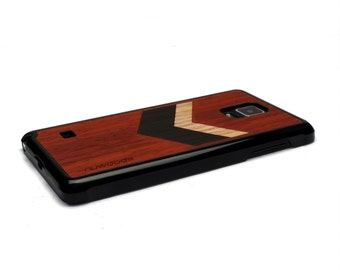 For Samsung Galaxy Note 4 Case Wood Chevron Geometric Red, Note 4 Case Wood Note 4 Case Wood Galaxy Note 4 Case Note 4 Wood