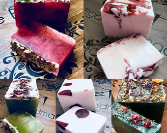 Christmas Soap Collection