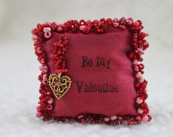 Lavender filled sachet