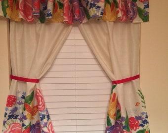 Pioneer Woman Curtain Set