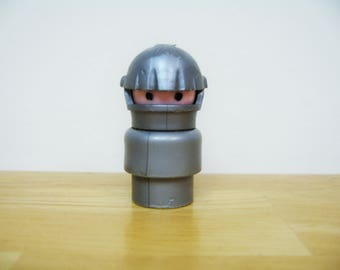 Vintage Fisher Price Castle Knight