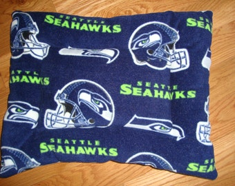 Seattle Seahawk Puffy Pet Bed