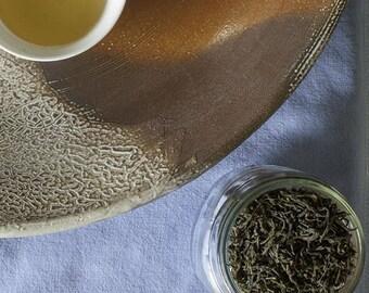 Certified Organic Five Peaks Green Jade Loose Leaf Tea // 4 ounces