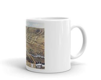 Titusville PA Coffe Tea Mug