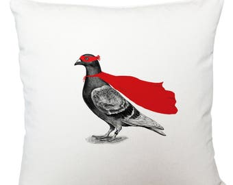 Cushions/ cushion cover/ scatter cushions/ throw cushions/ white cushion/ super pigeon cushion cover