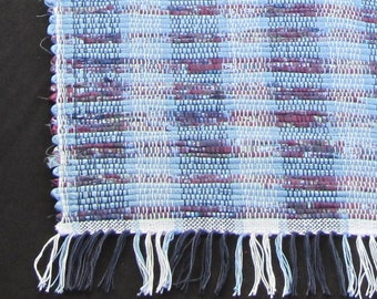 "Rag Rug  ""Blueberry Hill the Greater"""