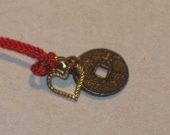 Good Luck Long Life Amulet Talisman Omamori Charm