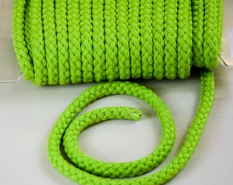 Cord 8mm light green