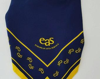 EAS vintage scarf