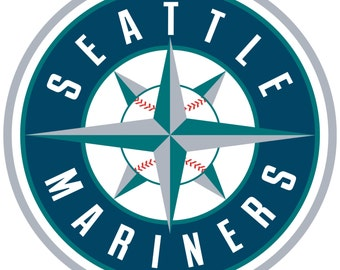 Seattle Mariners Decal/Sticker