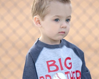 Big Brother Season Starting, baseball big brother, pregnancy announcement shirt, promoted to be big brother shirt