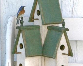 Birdhouse PATTERN  - Victorian Birdhouse WC600