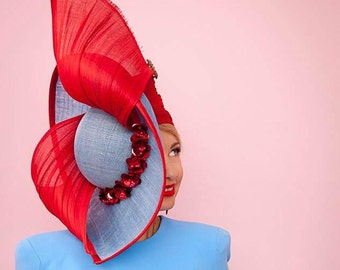 Ascot Race Day Millinery headpiece ,Fascinator ,Hat