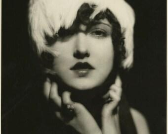 Ziegfeld Follies photo Follies print flapper art deco Vintage Antique photograph 1920s