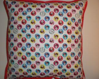 Where's Waldo Pillow