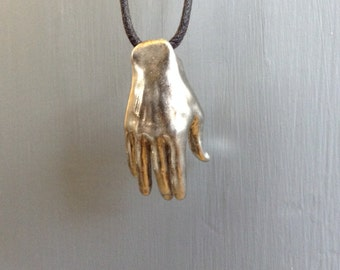 Touch The Earth Mudra Pendant