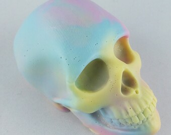 Decoration, Home accessories, Skull, Resin, Goth