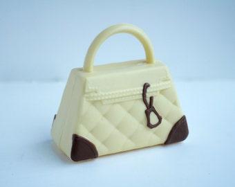 Belgian chocolate designer handbag