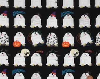 R2D2 Halloween Fabric from Disney by Springs Creative - R2 D2 Halloween