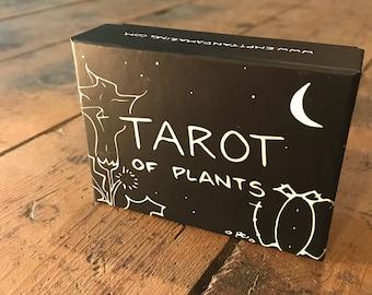 the Tarot of Plants Deck - new moon edition