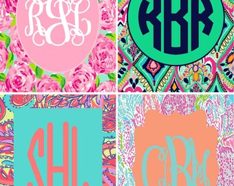 Lilly Pulitzer Inspired Binder insert sheets... Please read item description before purchase.