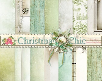 Christmas Chic Papers