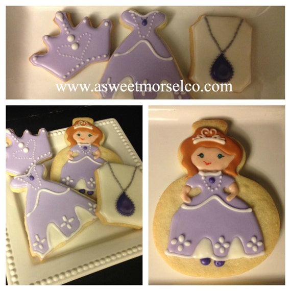 Little Princess Cookie Set