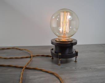 Industrial Minimalist Edison Lamp