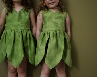 Fairy Dress Set by Papoose Clothing
