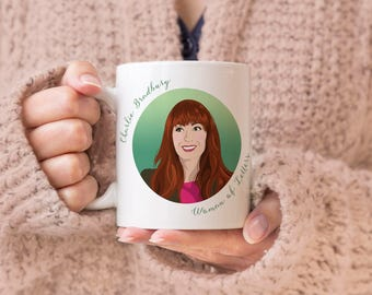 Females Are Strong As Hell Mug - Charlie, Supernatural, Geek Mug, Fandom Mug, Gift for Geeks, Bad-Ass Females Collection, Gifts for Fans