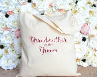 Grandmother of the Groom Tote