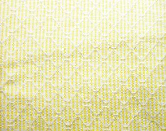 Mini Check with Diamond Weave Design