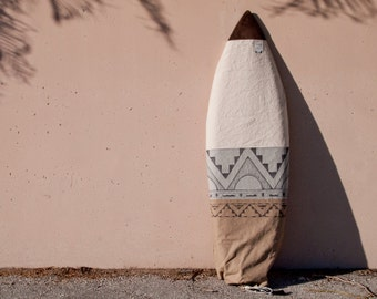 Surfboard Bag Tribal Print Aztec Surf Board Bag Surfing Sock Cover