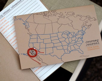 The Journey Journal: US
