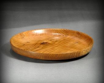 Wormy Butternut Wood Platter (PL20)